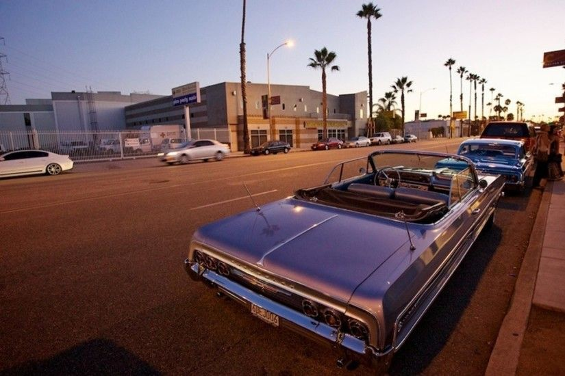 Lowriders Wallpapers ·①