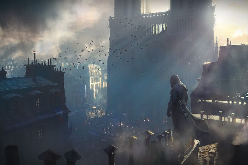 Assassin Creed Unity Wallpaper Images