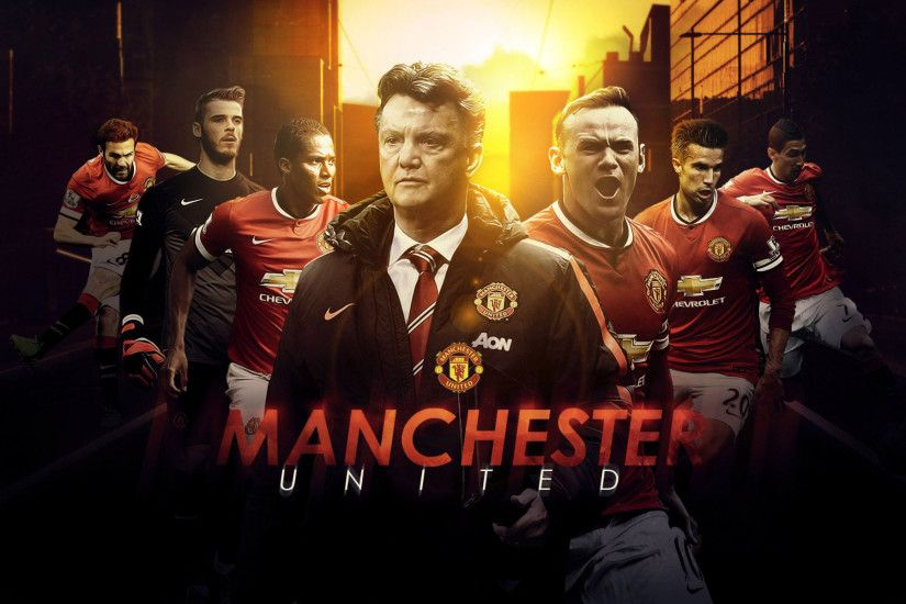 Images Download Manchester United Wallpapers HD.