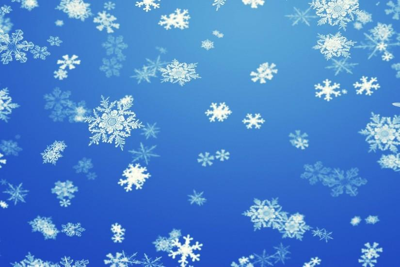 free download snowflake background 1920x1080
