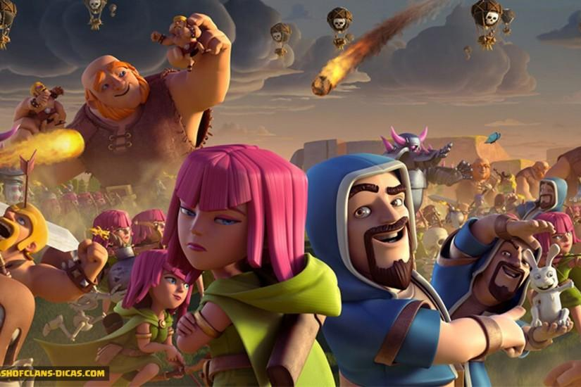 clash of clans wallpaper 1920x1080 large resolution