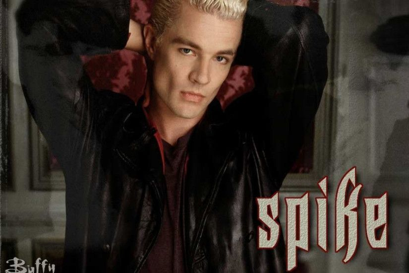 spike in buffy