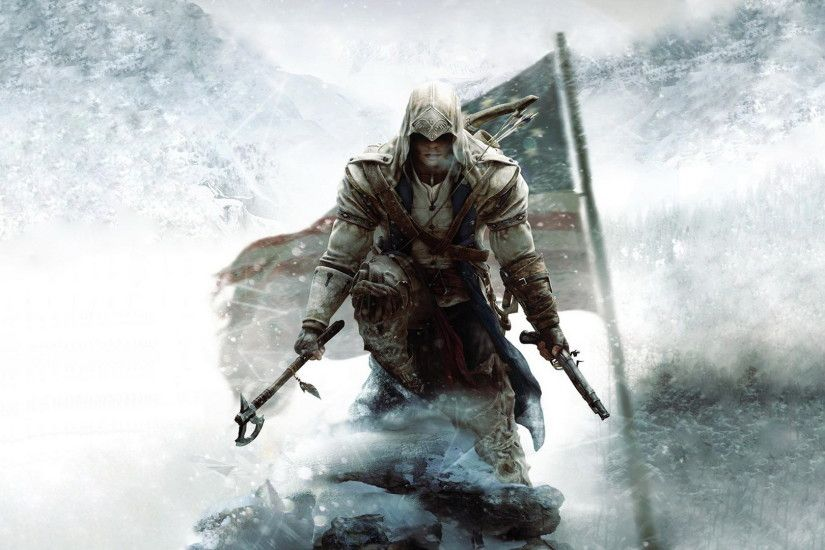 Assassin's Creed 3 Backgrounds (80 Wallpapers)
