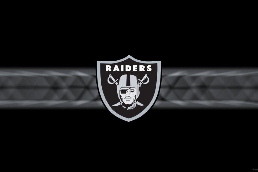 Oakland Raiders Logo for 2560x1440