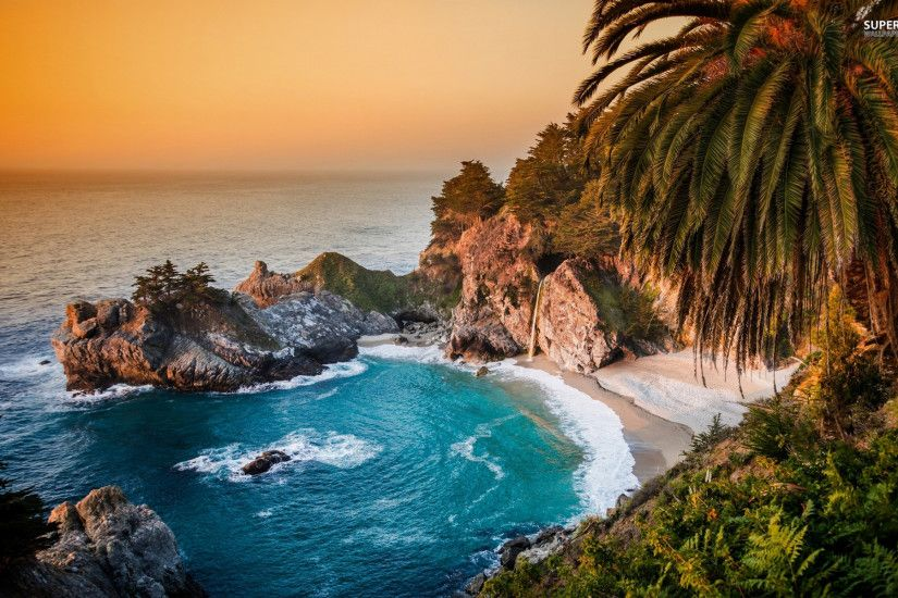 California Beach Desktop Wallpapers In High Quality Free Download