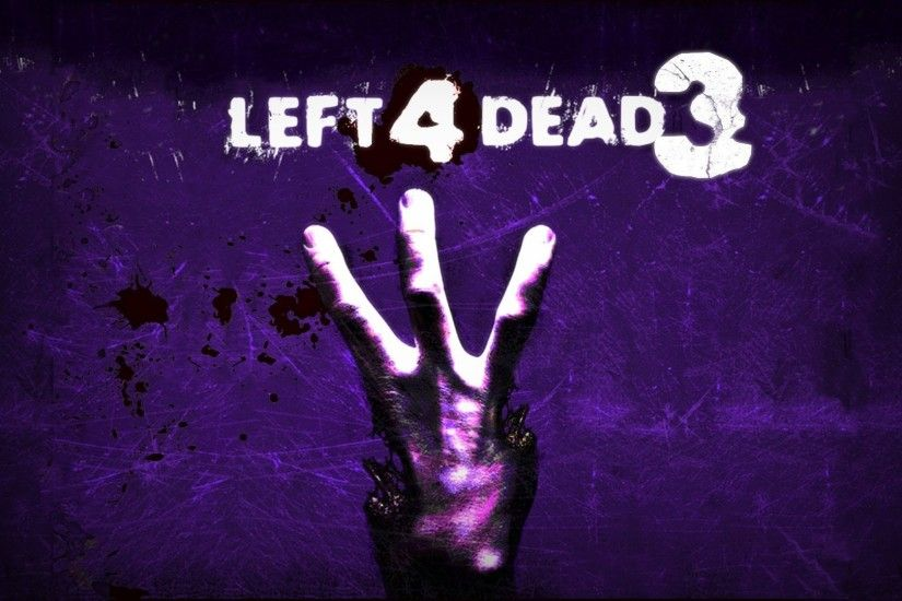 'Left 4 Dead 3' Video Game Coming in 2017?