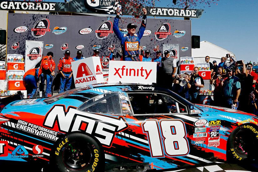 Xfinity results at Phoenix: Kyle Busch wins third consecutive race | NASCAR  | Sporting News