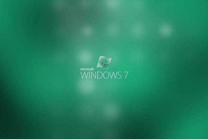 1920x1080 Microsoft Windows 7 green backgrounds wide wallpapers:1280x800,1440x900,1680x1050  - hd