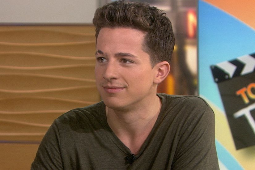 Charlie Puth: Grammy nomination 'caught me completely off guard' - TODAY.com