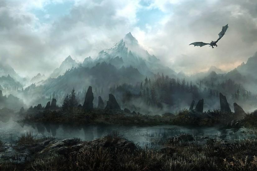 vertical skyrim wallpapers 2000x1080 for windows 10