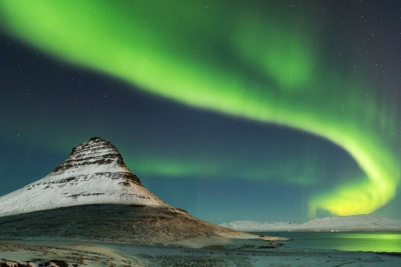 Northern Lights in Iceland wallpapers and images - wallpapers .