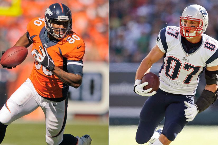 The Decider: Julius Thomas vs. Rob Gronkowski | Fantasy | Sporting News