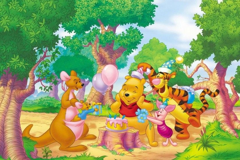 Winnie The Pooh Two wallpapers and stock photos