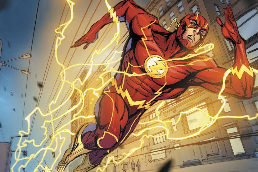 flash comic wallpaper #391200