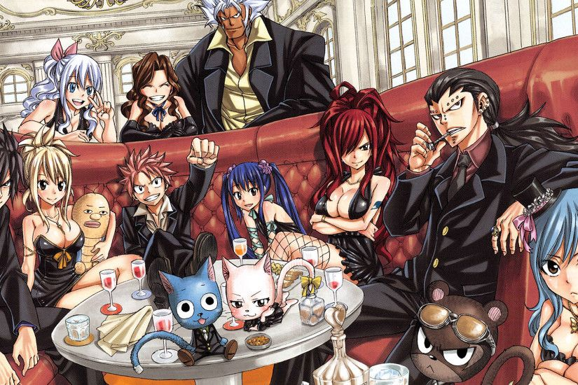 HD Wallpaper | Background ID:694326. 1920x1080 Anime Fairy Tail
