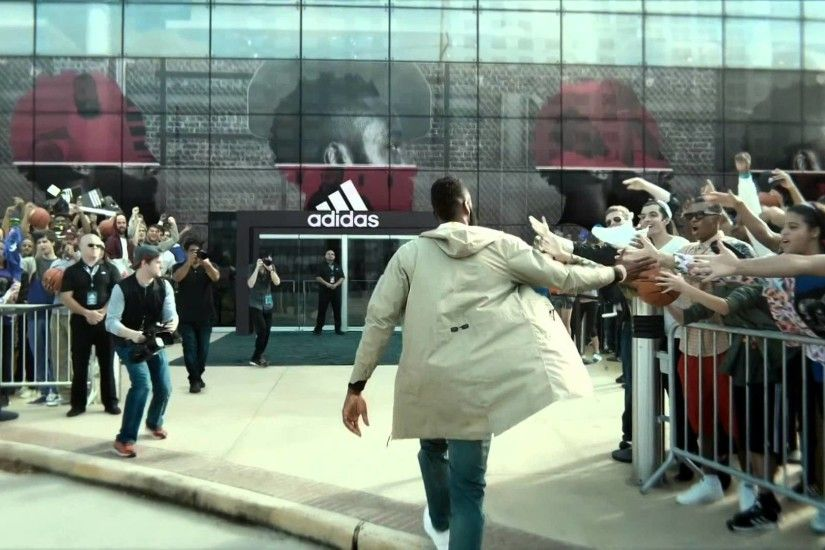 "2015 Adidas ""Creators Never Follow"" CM - James Harden [HD]"