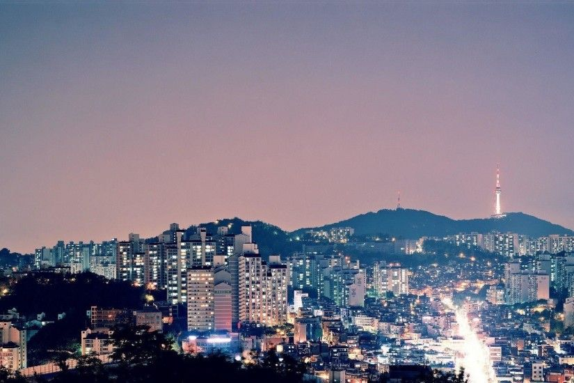 Seoul Wallpapers - HD Wallpapers Backgrounds of Your Choice