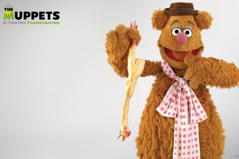 Fozzie Bear – The Muppets