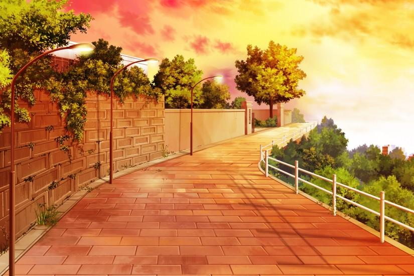 Scenery. Anime Drawing Tutorials ...