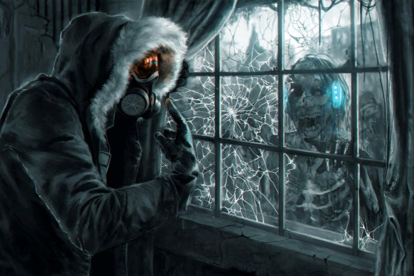 Zombie Apocalypse Wallpaper ·① Download Free Full HD