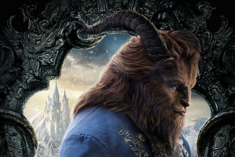 Images Beauty and the Beast 2017 Monsters Horns Movies 3840x2160