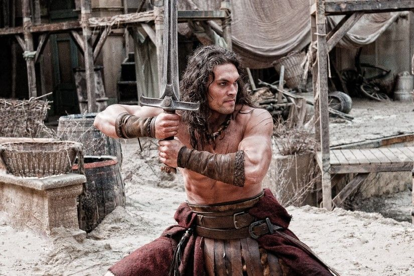 wallpaper men · conan · Conan the Barbarian · Jason Momoa