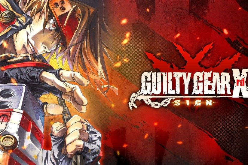 ... Guilty Gear Xrd -SIGN- HQ wallpapers