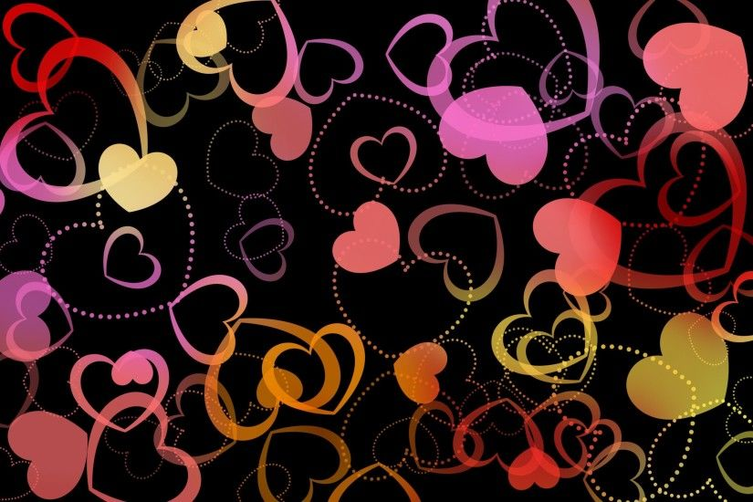 Hearts Desktop Wallpapers Hearts Wallpaper HD Wallpapers HD