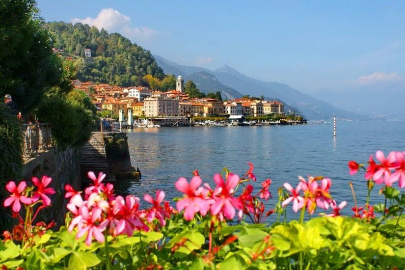 Lake Como Wallpaper #8693