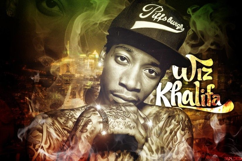 Wiz Khalifa Wallpapers 2015 - Wallpaper Cave