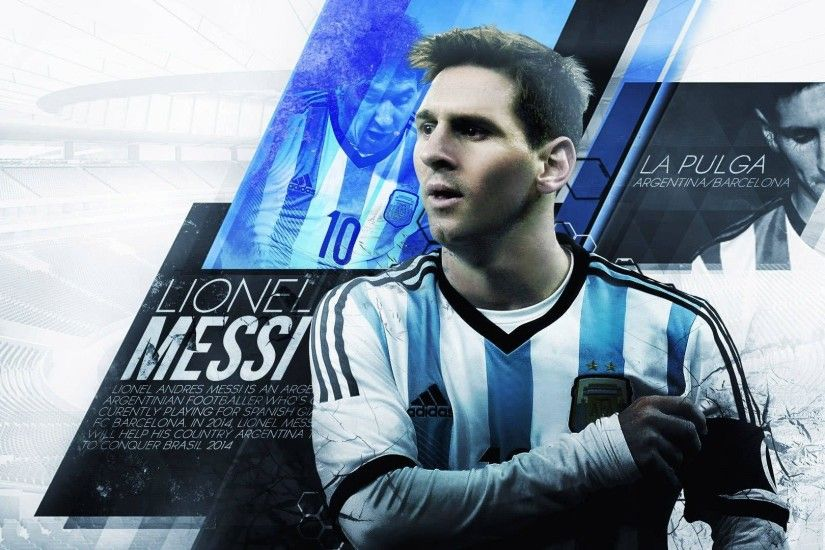 Lionel Messi Wallpaper HD - Soccer Desktop