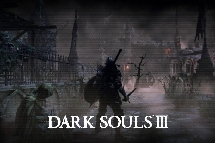 Dark Souls III Wallpaper 2 by DrAlucard
