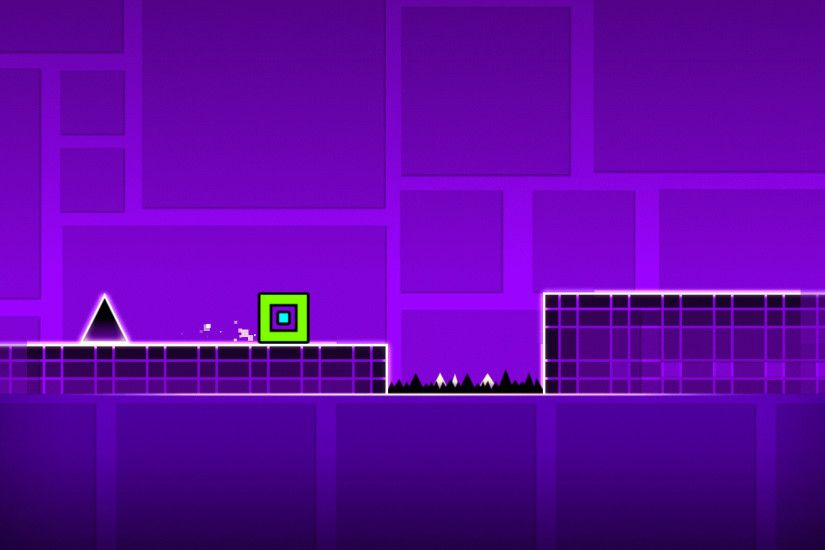 Cool Geometry Dash Wallpaper Geometry Dash