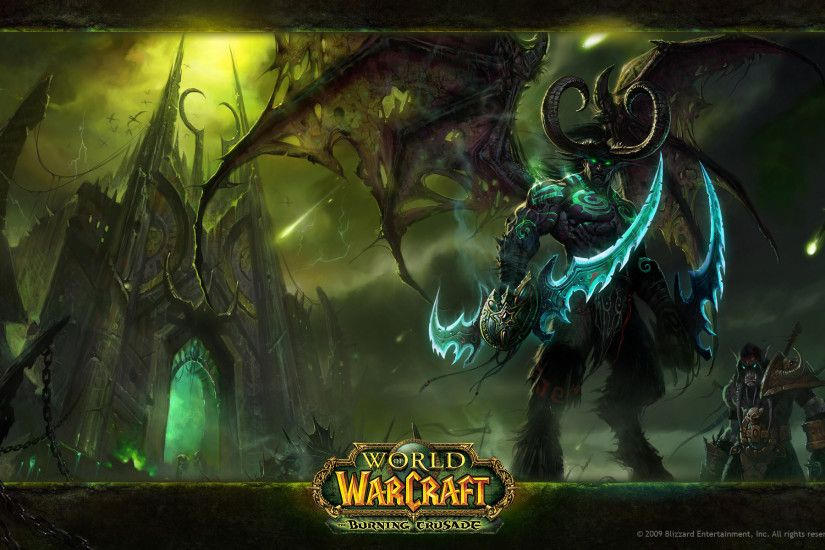 Illidan Stormrage download Illidan Stormrage image