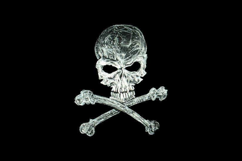 Black Skull Pirates Wallpaper HD 2234 #2428 Wallpaper .