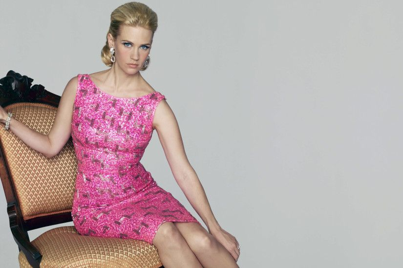 Mad Men Actress January Jones