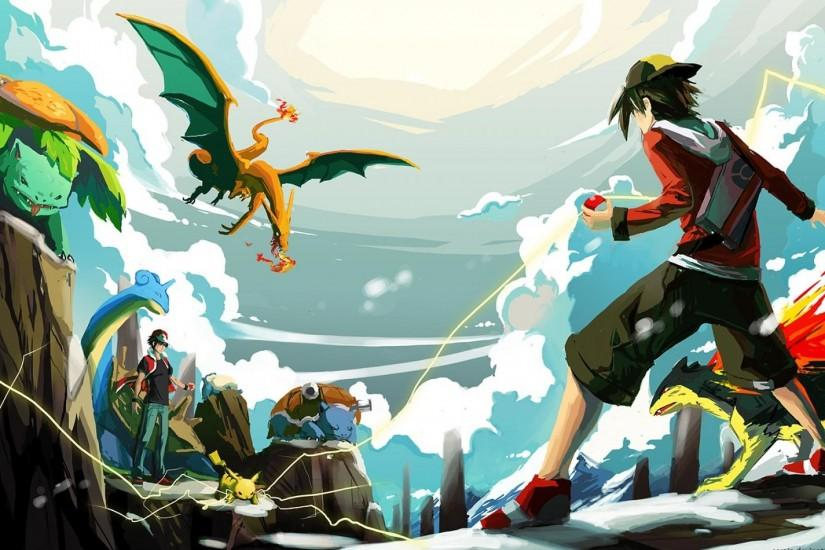 Pokemon HD Wallpapers 1