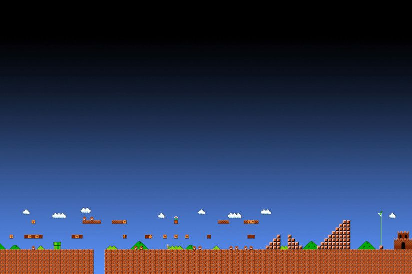 Animated Mario Gif Wallpaper hd resolution for desktop computers. This high  definition gif of mario game will shine your laptop hd screen.