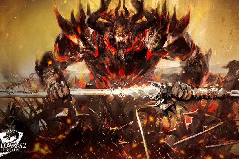 Guild Wars 2: Path of Fire Features