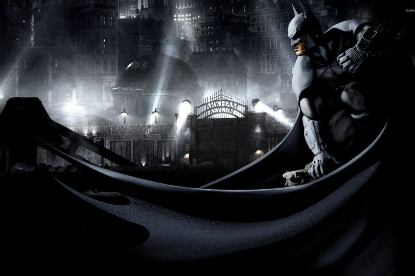 Batman: Arkham City [7] wallpaper 1920x1200 jpg