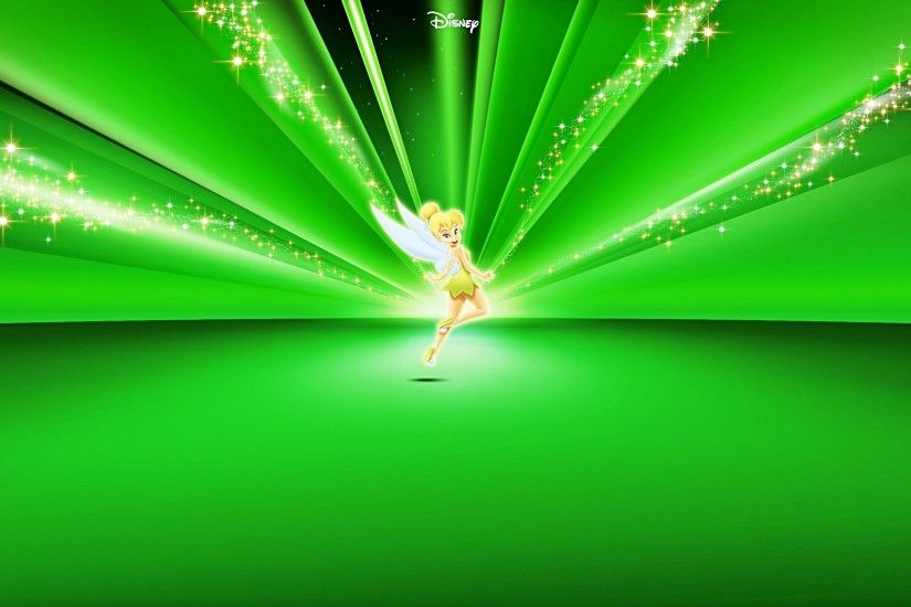 Walt Disney Wallpapers - Tinkerbell - Walt Disney Characters .
