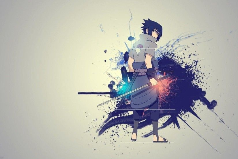 Great Uciha Sasuke - NineWallpaper