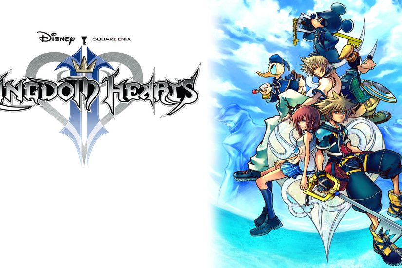 ... Kingdom Hearts II Wallpaper by The-Dark-Mamba-995
