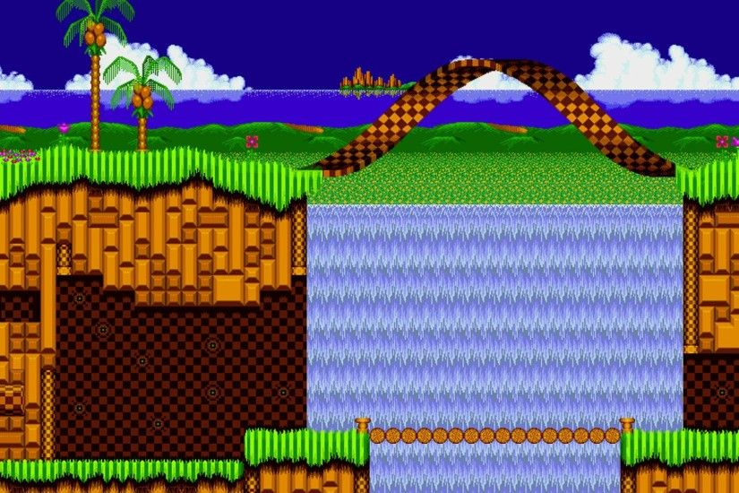 Images For > Sonic Backgrounds
