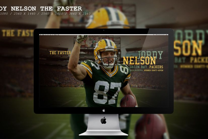 ... Jordy Nelson The Faster Wallpaper HD by BeAware8