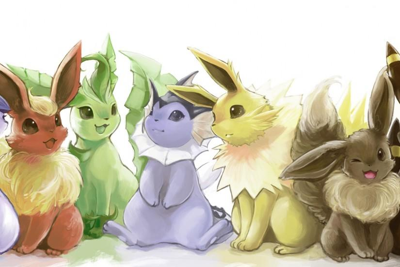 beautiful eevee wallpaper 1920x1080