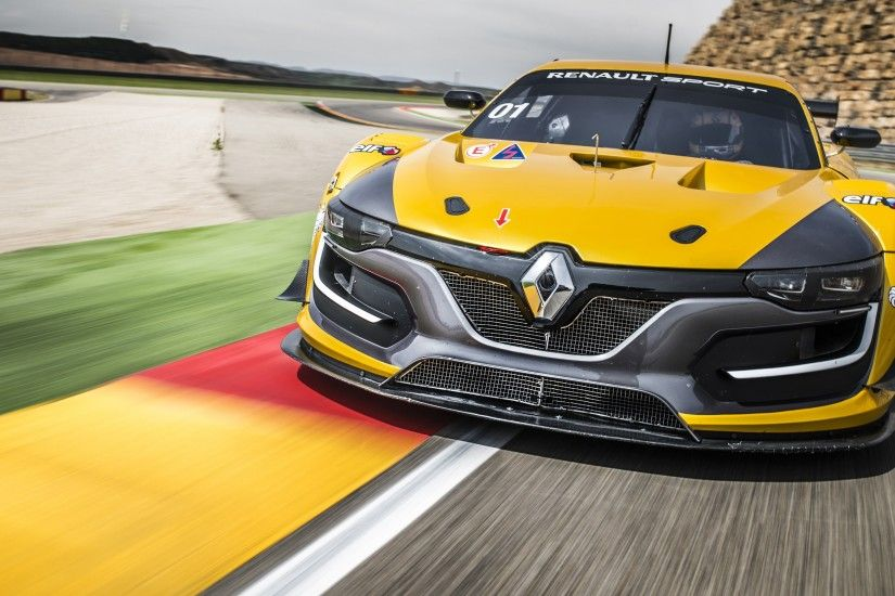 Renault Sport RS Racing Car