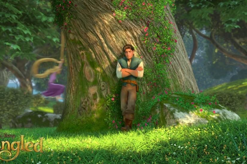 Tangled Best Day Ever Gif Wallpaper