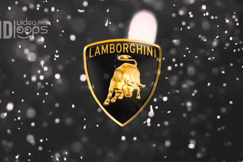 Lamborghini Logo Wallpaper ①