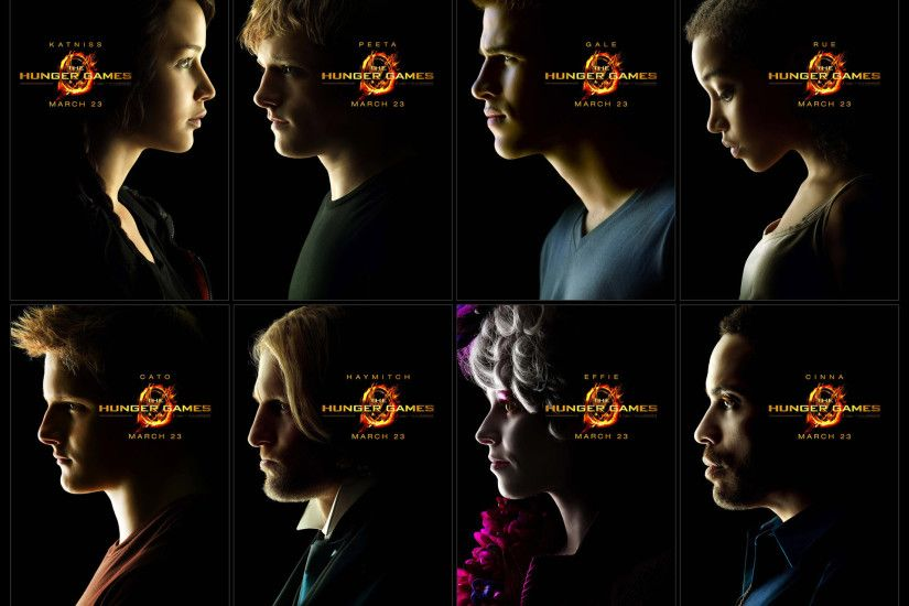 The Hunger Games Wallpaper ·① WallpaperTag